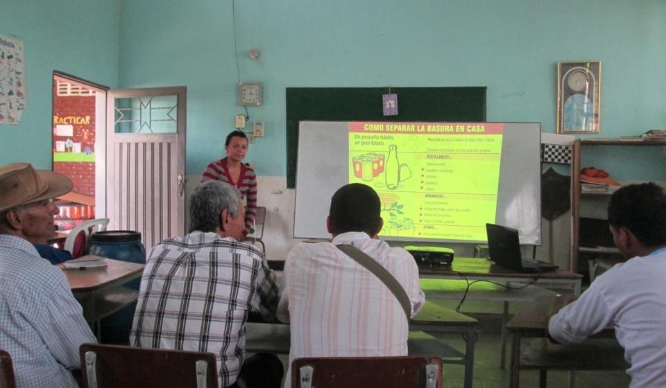Colombia Responsabilidad Ambiental Yanapaqui Fundación