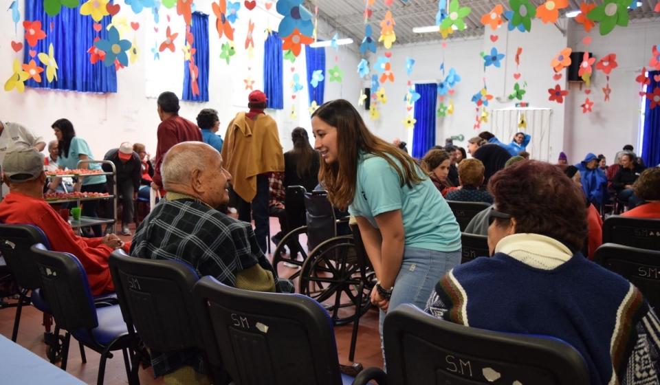 Servicios Voluntariado Corporativo Yanapaqui Colombia