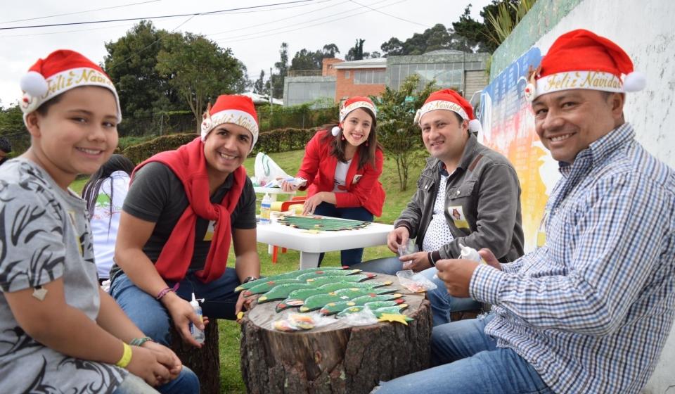 Yanapaqui Servicios Voluntariado Corporativo Bogotá Colombia