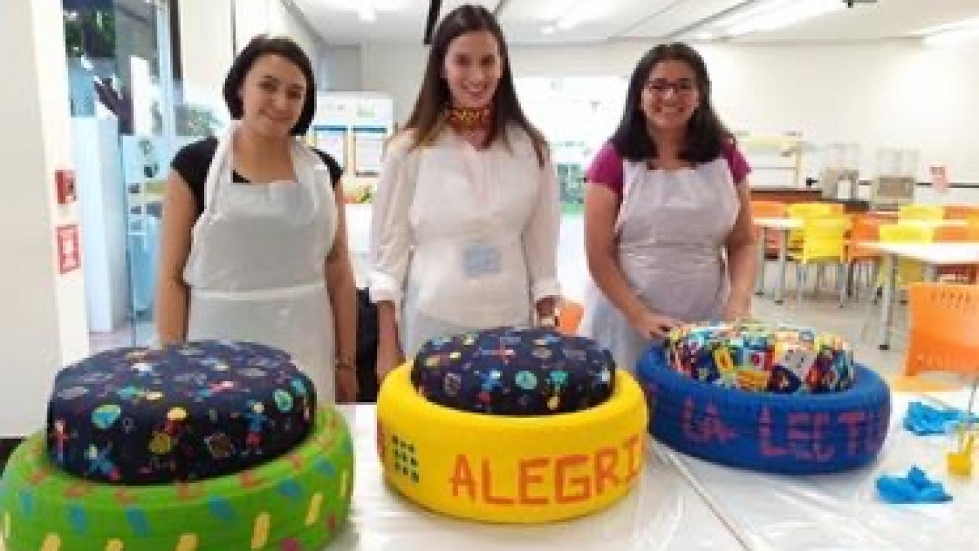 Yanapaqui Voluntariado corporativo Colombia
