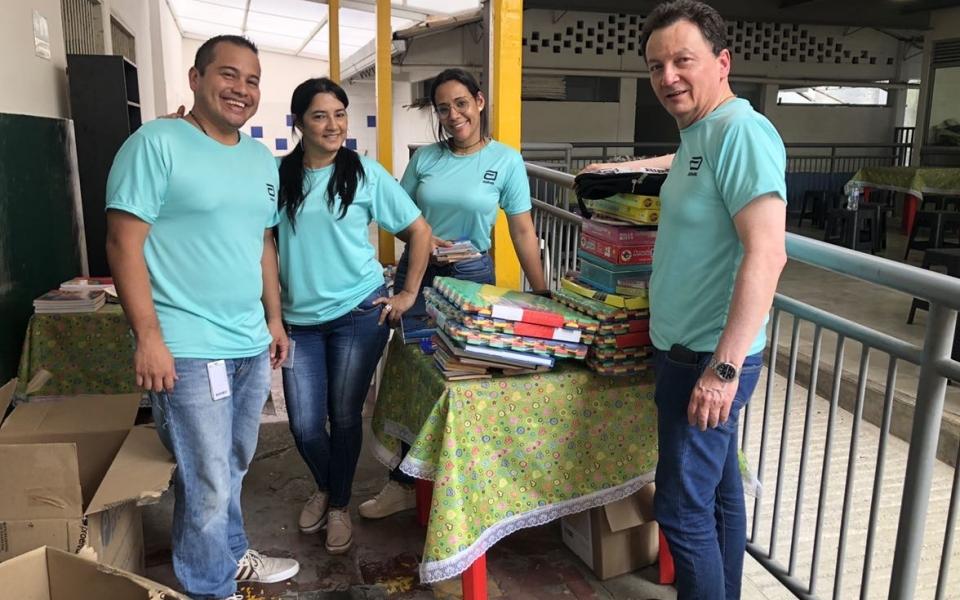 Colombia servicios responsabilidad corporativa