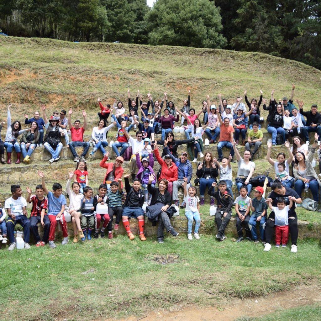 Fundación Yanapaqui Voluntariado Corporativo Colombia