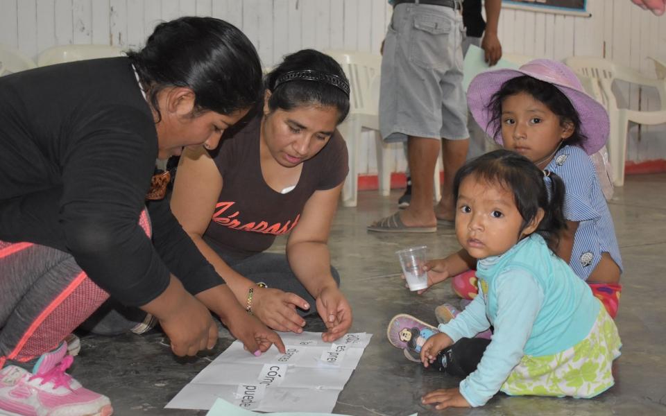 Fundaciones colombia yanapaqui bogota contacto