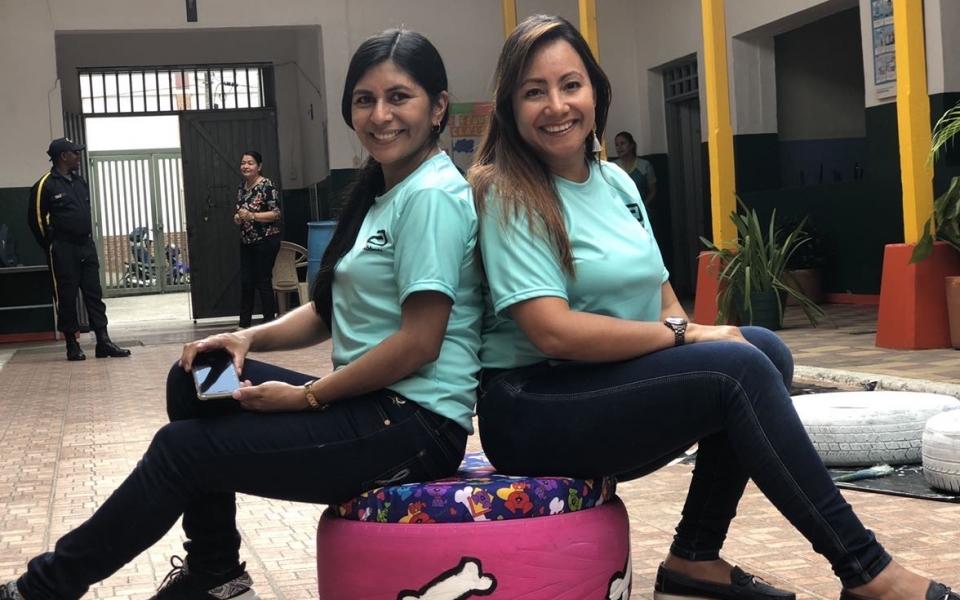 Yanapaqui planes de voluntariado Fundación