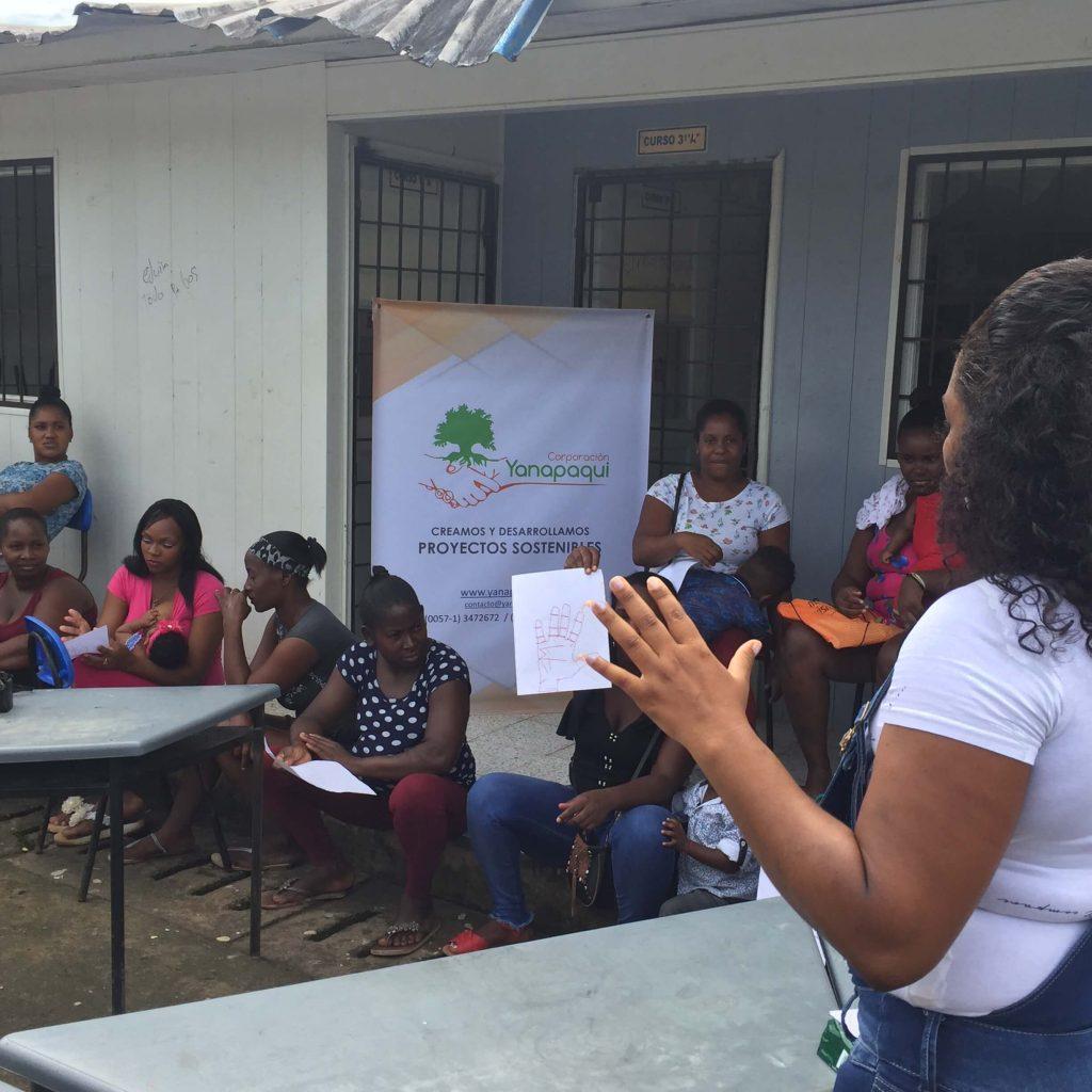 Inversión social empresarial con el apoyo de programas creados por la fundación yanapaqui